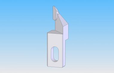Muller Carbide Tipped Insert 64mm x 18mm x 18mm