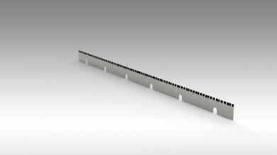 Manroland SurePerf knife - 520mm x 25mm x 1mm