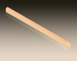 Manroland cellular Vulkollan strip - 300mm x 16mm x 8.7mm